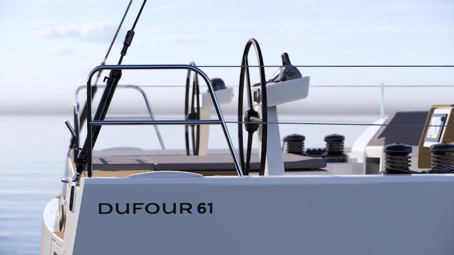 Dufour 61 Yacht