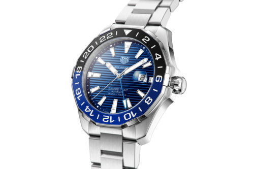 TAG Heuer Aquaracer Calibre 7 GMT automatico