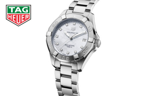 TAG Heuer Aquaracer Lady al quarzo