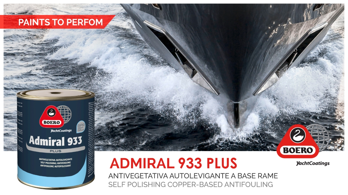 Admiral 933 Plus Antivegetativa
