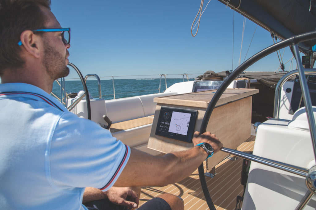 Elettronica Garmin Marine - Barche a Vela di 21 metri - MYW