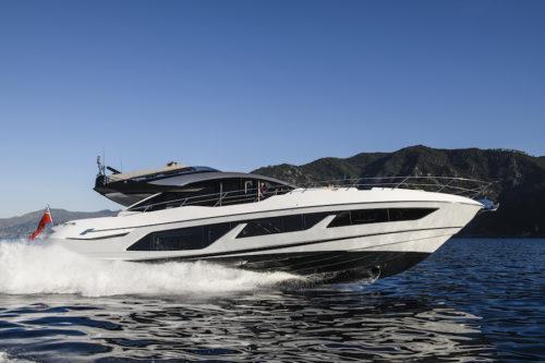 Sunseeker Sport Yacht 74