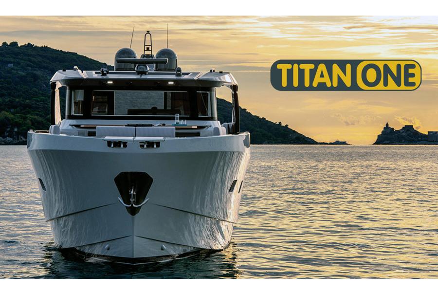 Titan One nanotecnologie