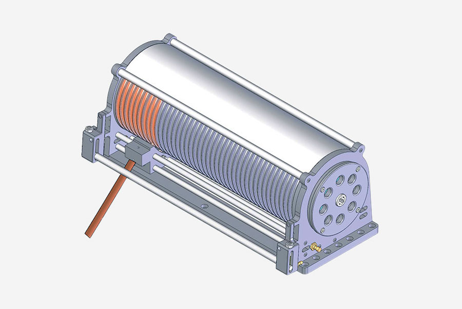 Bamar Captive Winch