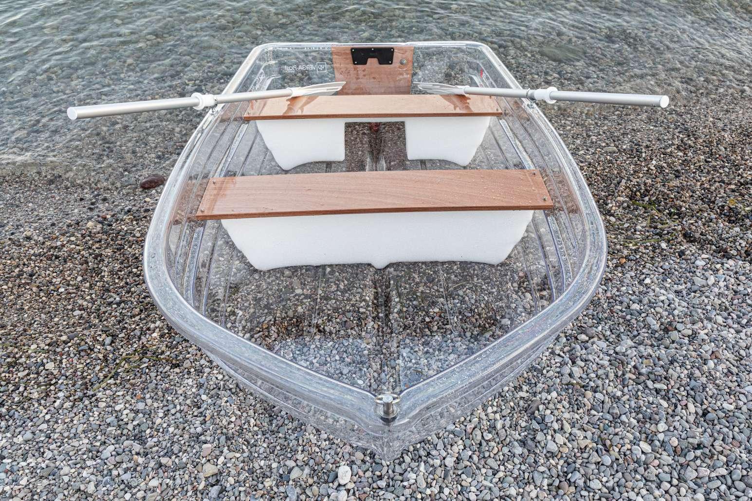Verga-plast coralview barca trasparente 250_52