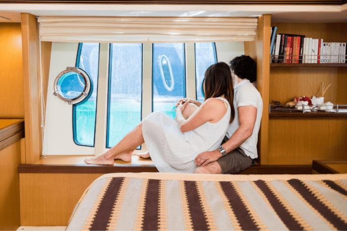 Dormire in barca Letyorboat