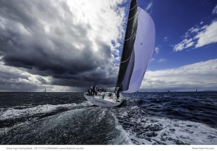 meteomed previsione regata
