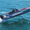 Scopri il Sunseeker Hawk 38 dove il divertimento viaggia a 62 nodi