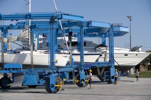 Marina Punta Gabbiani