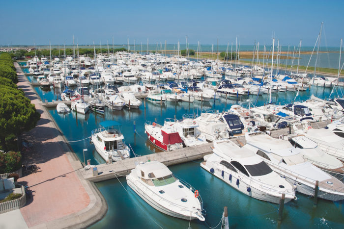 Ormeggio Marina Punta Gabbiani