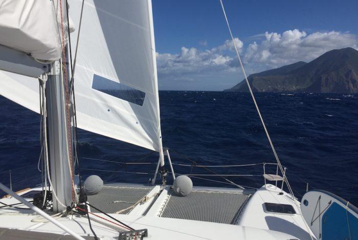 Lagoon 450F Sunshine Charter