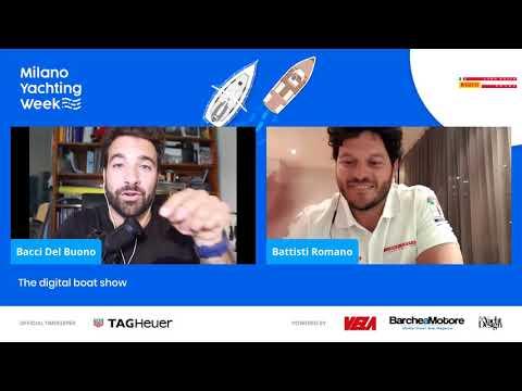 ROMANO BATTISTI - Milano Yachting Week