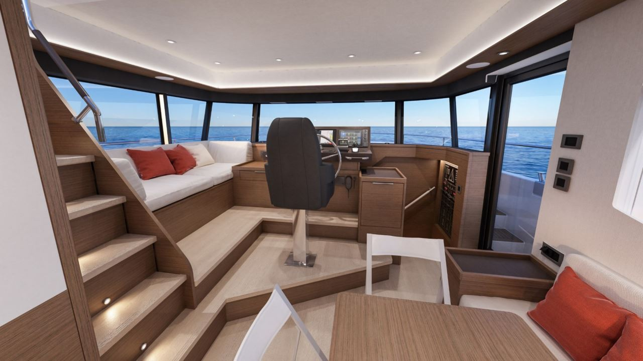 Bénéteau Grand Trawler 62