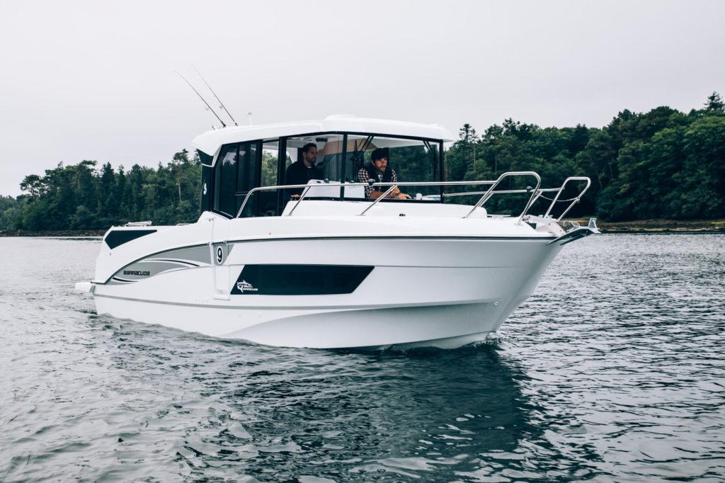 Bénéteau Barracuda 9