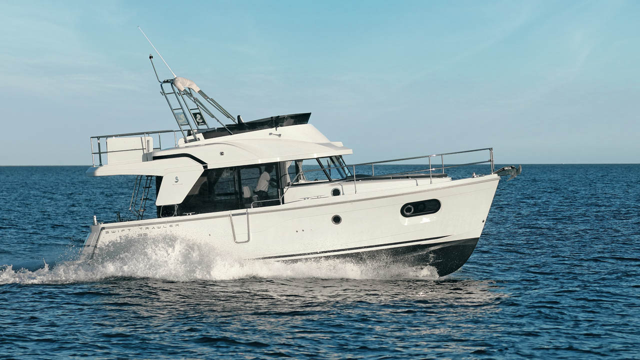 Bénéteau Swift Trawler 35