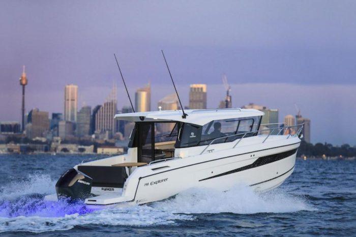 Parker 790 Cruiser