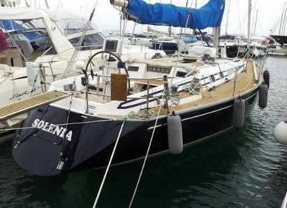 Swan 40 Solenia