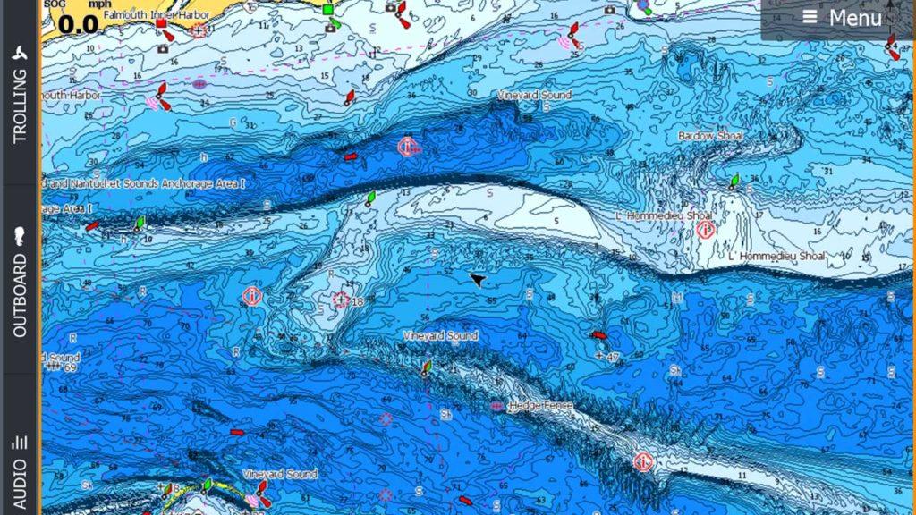 Mappe navali C-Map