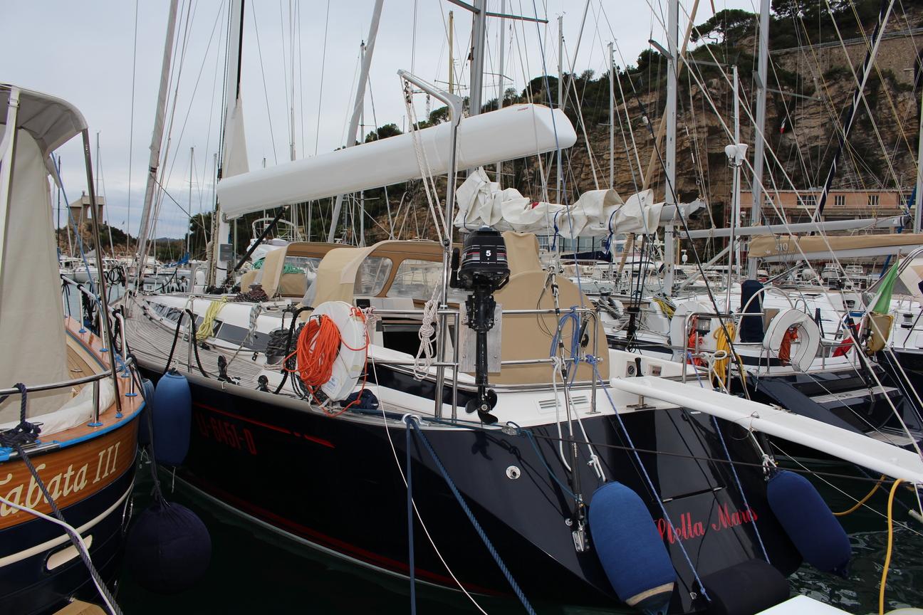 Swan 48 Stella Maris MYW
