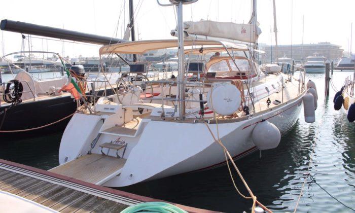 Swan 60 Aria