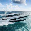 5 barche cabinate da 7 a 11 metri spinte da fuoribordo